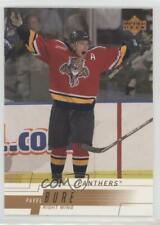2000-01 Upper Deck #74 Pavel Bure Florida Panthers Hockey Card