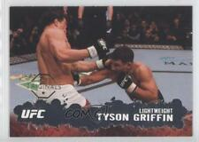 2015 Topps UFC Chronicles Originals Buybacks #2009-60 Tyson Griffin MMA Card