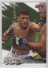 2010 Topps UFC Knockout Green #52 Tyson Griffin MMA Card