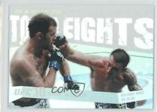 2010 Topps UFC Main Event Top 10 Fights of 2009 #TT0928 Quarry vs Credeur Nate