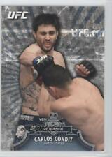 2012 Topps UFC Bloodlines #86 Carlos Condit MMA Card