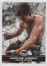 2013 Topps UFC Bloodlines #40 Carlos Condit MMA Card