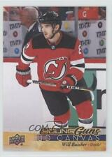 2017-18 Upper Deck UD Canvas C109 Young Guns Will Butcher New Jersey Devils Card