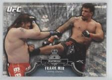 2012 Topps UFC Bloodlines #65 Frank Mir Rookie MMA Card