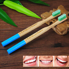1X Big belly soft toothbrush bamboo charcoal nano brush oral care tooth