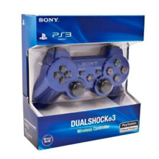 Brand NEW Sony PlayStation 3 PS3 DualShock 3 Wireless SixAxis Controller - Blue*