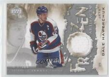 2007 Upper Deck Artifacts Frozen Silver #FA-DH Dale Hawerchuk Winnipeg Jets Card