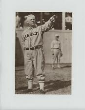1978 Dover Great Baseball Players of the Past Postcards #JOMC John McGraw Card