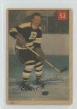 1954-55 Parkhurst #52.1 Hal Laycoe (Base) Boston Bruins Hockey Card