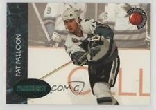 1992-93 Parkhurst Emerald Ice #233 Pat Falloon San Jose Sharks Hockey Card