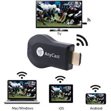 AnyCast M4/M9 Mirror Wireless Display Airplay 1080P HDMI Wifi Receiver Dongle TV