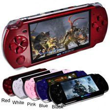 """4.3"""" Portable Video Handheld Game Console Player 1000 Games 32Bit 8GB Built-In"""