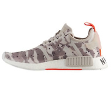 Adidas NMD_R1 Runner W Nomad Women's Chalk White Camo Pack Solar Red G27932