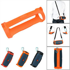 Fashion Bluetooth Speaker Handheld Mountaineer Silicone Case For JBL Charge 4 C7