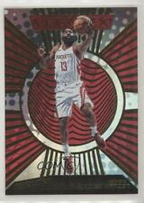 2018-19 Panini Revolution Vortex 18 James Harden Houston Rockets Basketball Card