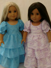 """18"""" Doll Dress fits 18 inch American Girl Doll Clothes 77cd"""