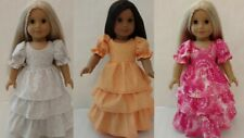 """18"""" Doll Dress fits 18 inch American Girl Doll Clothes 79cd"""