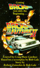 Back to the Future II, Craig Shaw Gardner, Used; Good Book
