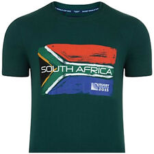 South Africa Rugby World Cup 2015 T-Shirt - Size Large  **SALE PRICE**
