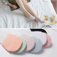 5 Pairs/Set Forefoot Socks Half Foot Toe Cover Socks Women Breathable Boat Socks
