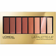 LOreal Paris Colour Riche La Palette Lip, 0.14 oz.