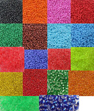 2500pcs 50g  2-4mm Czech Glass Seed Spacer loose beads Jewelry Making