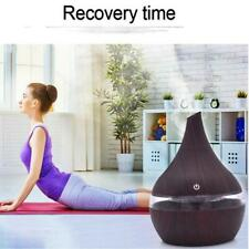 Air Aroma Essential Oil Diffuser LED Ultrasonic Aromatherapy Humidifier  Home