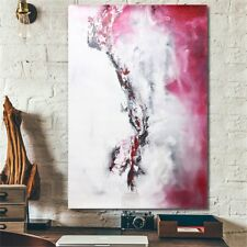 Huge Modern Abstract Canvas Oil Painting Art Print Home Wall Decor Unframed A