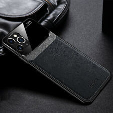 Leather Hybrid Luxury Slim Case Cover For iPhone 11 Pro Max XS XR XS 8 7 Plus 6s