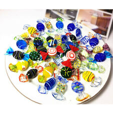 Decorations Glass Sweets Decoration Candy Vintage Murano Style Kids Gifts