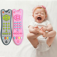 Baby Toys Music Smart Mobile Phone Remote Control Key Early Educational Toys
