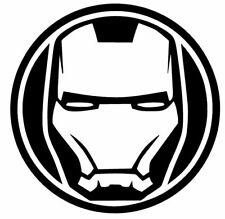 Iron man Super Hero Decal Sticker  buy 2 Get 1 FREE