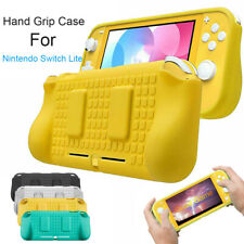 Game Card Holder Hand Grip Case Soft Protective Shell For Nintendo Switch Lite
