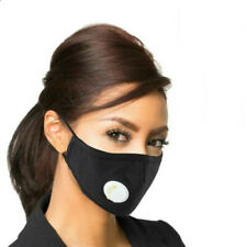 Face Dust Mask Anti Pollution Breathable Respirator Universal Mask