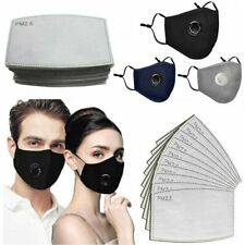 Different Type Face Mask - Face, Mouth & Nose Protection Reusable Dust Masks