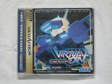 D688 Sega Saturn Virtual ON Cyber Troopers Japan SS