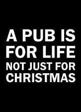 A Pub is for life funny beer drinking tshirt dad husband fathers day t-shirt