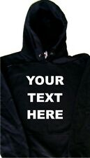 Your Text Here - Design your own Hoodie Sweatshirt