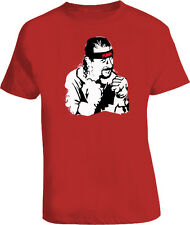 Terry Funk Wrestling Legend T Shirt Red
