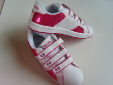 HELLO KITTY INFANTS TRAINERS (TWISTER) WHT/PINK