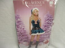 Womens Sexy Holiday Christmas Candy Costume