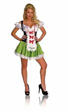 Womens Adult Sexy PLAYBOY Beer Tavern Girl Costume