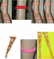 ARM LEG GARTER WRAP GARTINI GARTINIS EXOTIC DANCER EDC PLUR RAVE CLUB SHOWGIRL