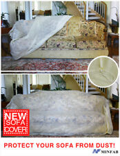 Quality Protective Sofa Cover (Beige)