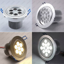 High Power LED Ceiling Down Light Fixture Lamp Bulb Spotlight Home/Office/Store