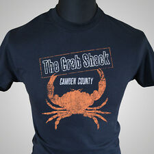The Crab Shack My Name is Earl Retro TV Series T Shirt Crabman Vintage Cool Tee