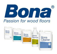 BONA Floor Maintenance - We sell Bona Cleaner, Freshen up, Polish, Remover, Soap