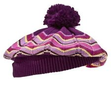 Missoni for Target Girl's Beret NWT Purple Zig Zag gr8 Pageant Photo Topper
