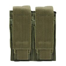 Double MOLLE Pistol Mag Pouch Tactical Holds Single or Double Stack Condor MA23