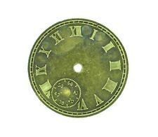Antique Brass Roman Numeral Watch Face Steampunk Style 1pcs or 5pcs (010)